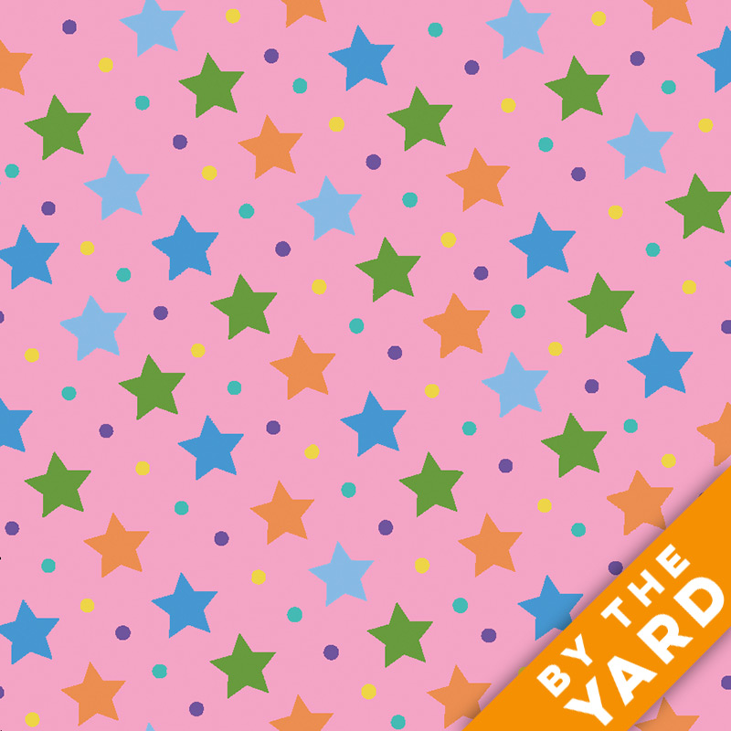 Fabri-Quilt - Baby Talk - 100-2561 - Fabric by the Yard