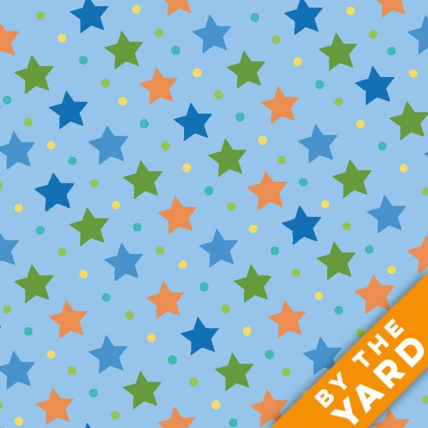 Fabri-Quilt - Baby Talk - 100-2562 - Fabric by the Yard