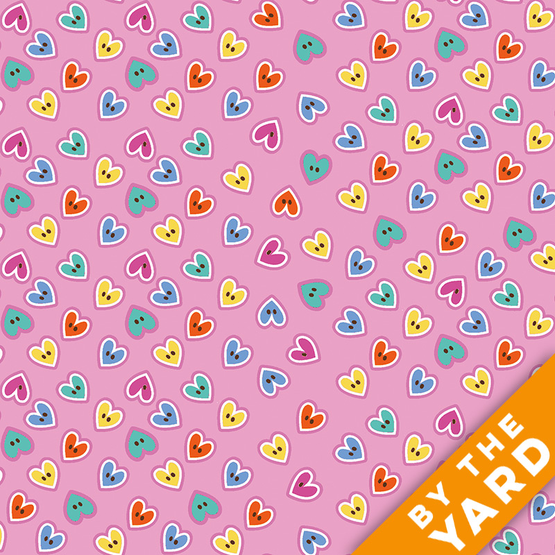 Fabri-Quilt - Baby Talk - 100-2602 - Fabric by the Yard