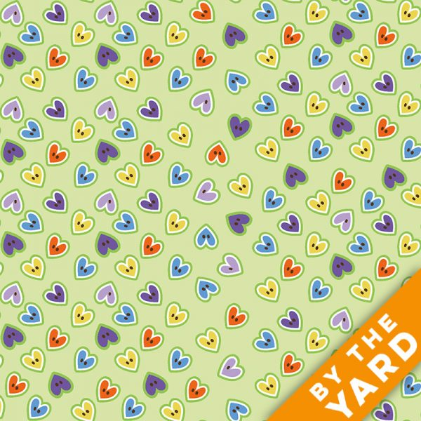 Fabri-Quilt - Baby Talk - 100-2605 - Fabric by the Yard