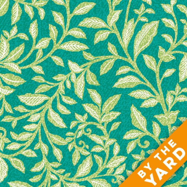 Paintbrush Studio - Piccadilly - 120-0081 - Fabric by the Yard