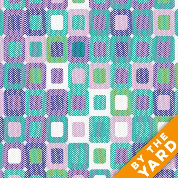 Paintbrush Studio - Piccadilly - 120-0101 - Fabric by the Yard
