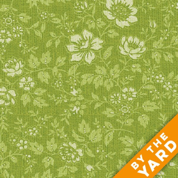 Paintbrush Studio - Piccadilly - 120-0132 - Fabric by the Yard
