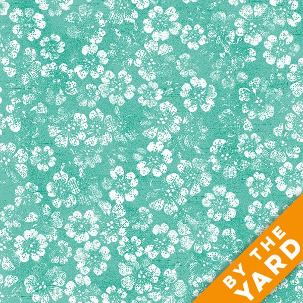 Paintbrush Studio - Lagoon - 120-7432 - Fabric by the Yard