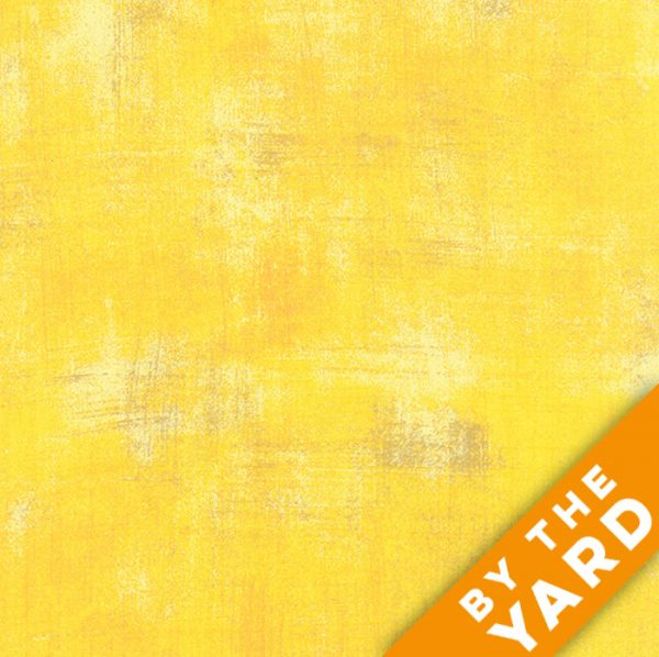 Grunge Basics - Sunflower by Moda Fabrics - 30150-281 - Fabric by the Yard