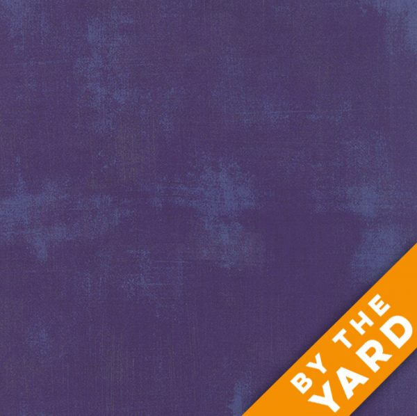 Grunge Basics - Purple by Moda Fabrics - 30150-295 - Fabric by the Yard