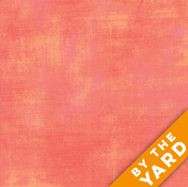 Grunge Basics - Papaya Punch by Moda Fabrics - 30150-323 - Fabric by the Yard