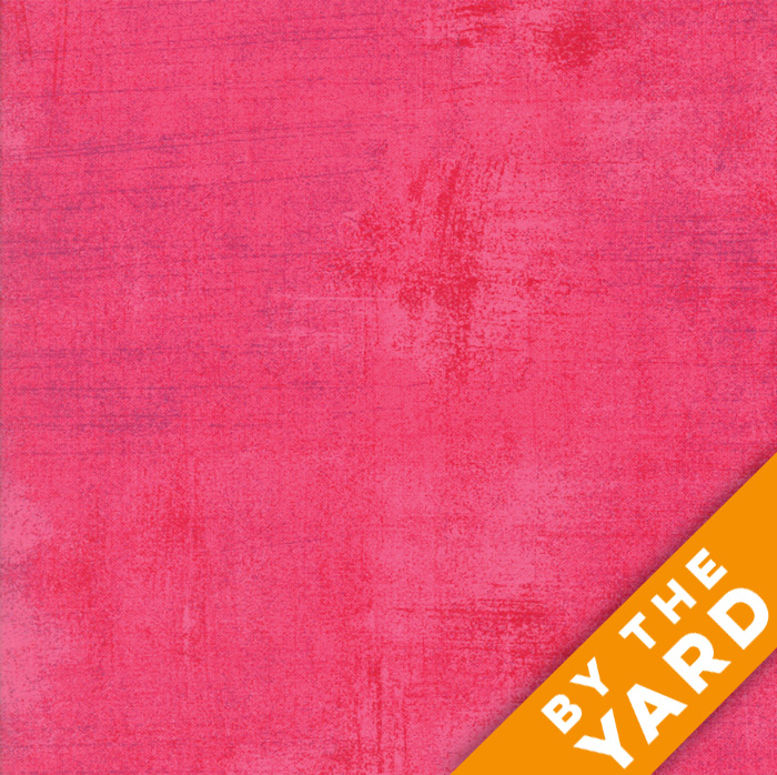 Grunge Basics - Paradise Pink by Moda Fabrics - 30150-328 - Fabric by the Yard