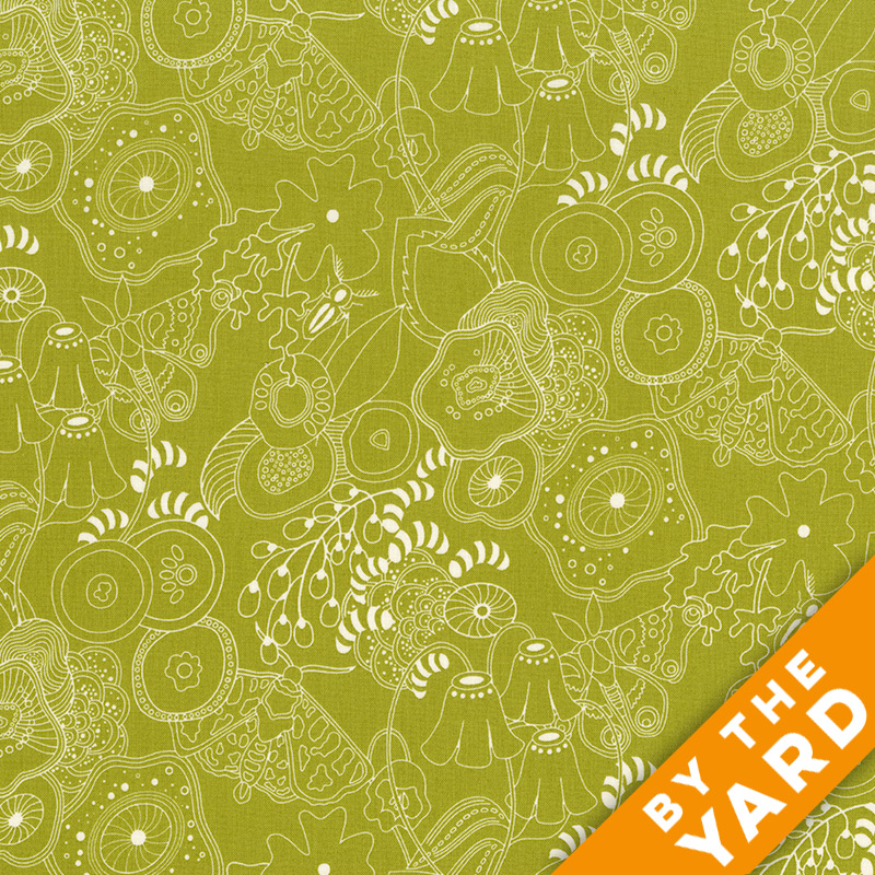Sun Print by Alison Glass - 8070-G - Fabric By the Yard