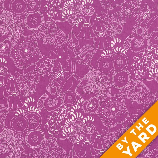 Sun Print by Alison Glass - 8070-P - Fabric By the Yard