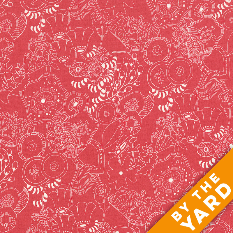 Sun Print by Alison Glass - 8070-R - Fabric By the Yard