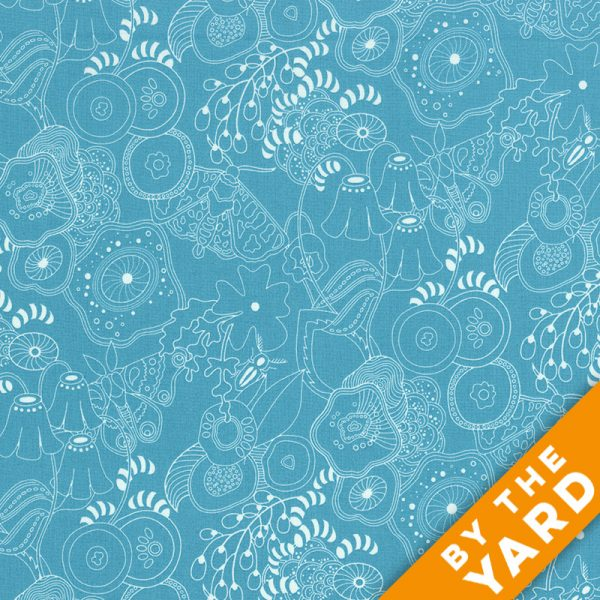 Sun Print by Alison Glass - 8070-T1 - Fabric By the Yard