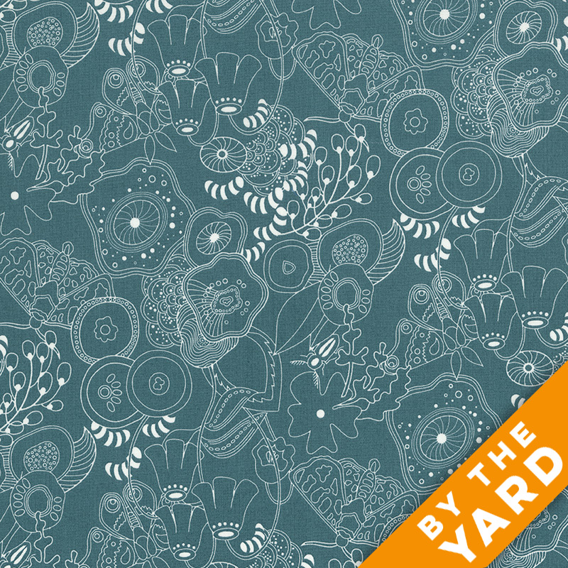 Sun Print by Alison Glass - 8070-T2 - Fabric By the Yard