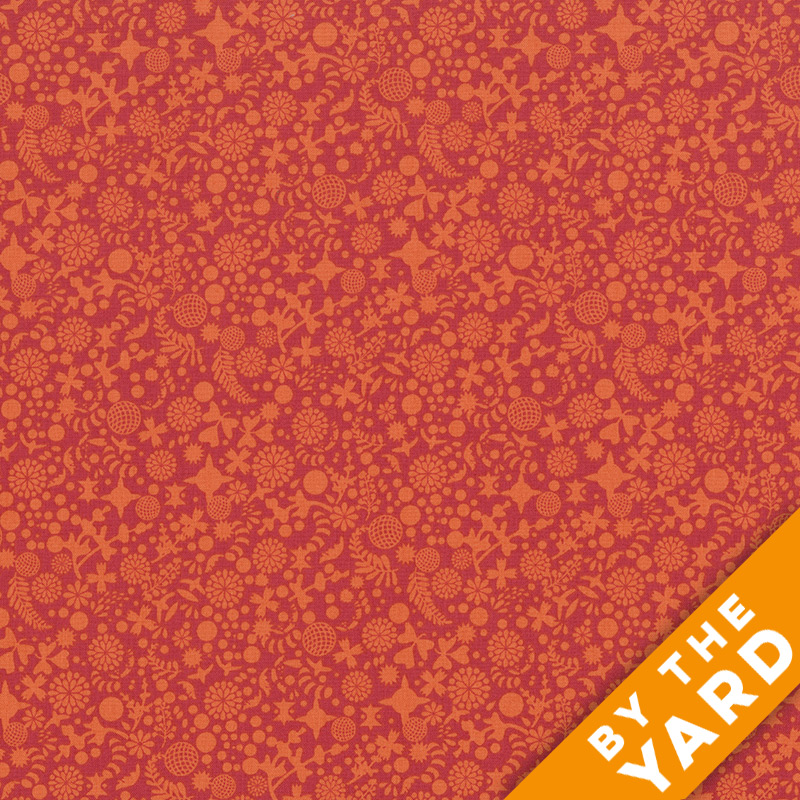 Sun Print by Alison Glass - 8137-O - Fabric By the Yard