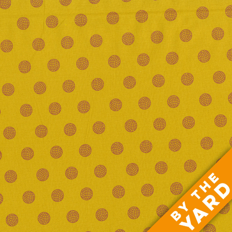 Sun Print by Alison Glass - 8138-Y - Fabric By the Yard
