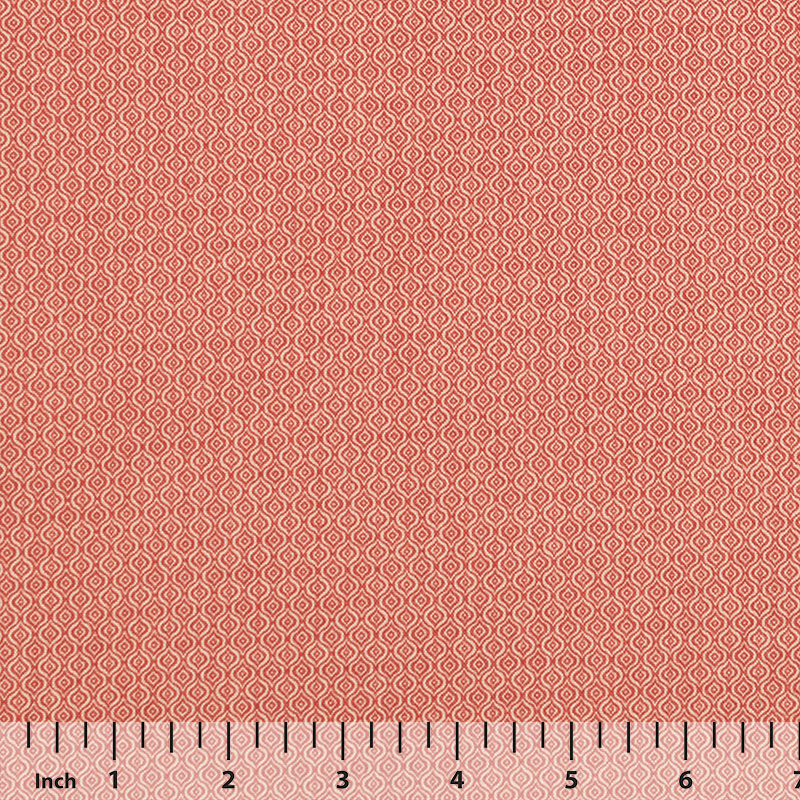 Andover - The Color Collection by Modern Quilt Studio - Orange Dots - By the Yard