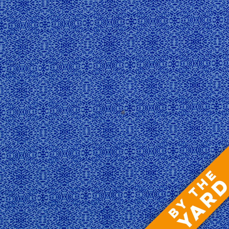 Andover - The Color Collection by Modern Quilt Studio - Blue Lines - 7484-B - By the Yard