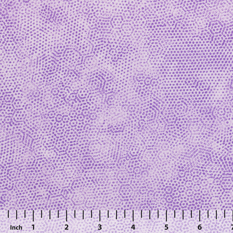Andover Dimples by Gail Kessler - Lilac  - By the Yard