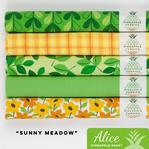Sunny Meadow - Alice Pineapple Pack