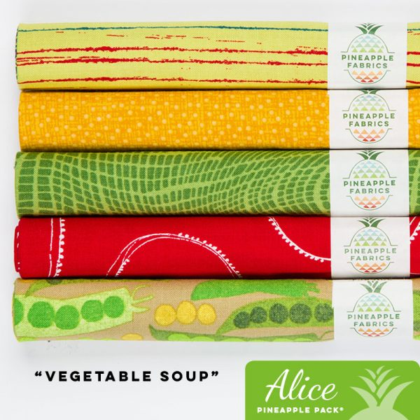 Vegetable Soup - Alice Pineapple Pack