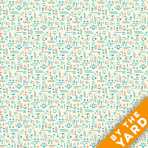 Andover - Downton Abbey - The Egyptian Collection - 7625-KT - Fabric by the Yard