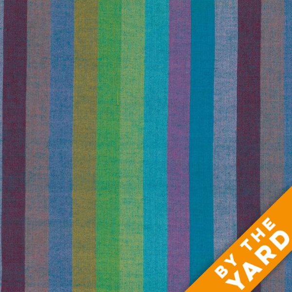 Rowan Woven Stripes by Kaffe Fassett - Broad Stripe Subterranean - By the Yard