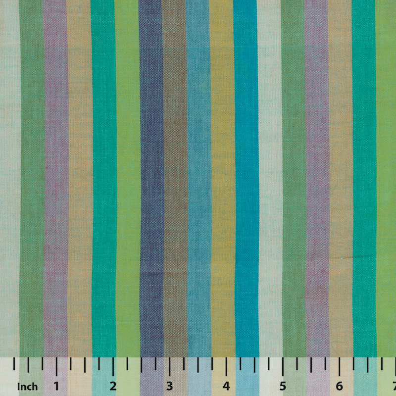 Rowan Woven Stripes by Kaffe Fassett - Narrow Stripe Spring - By the Yard