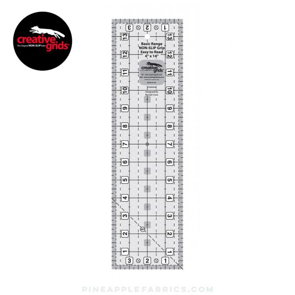 CGRBR4 - Creative Grids Basic Range 4in x 14in Rectangle