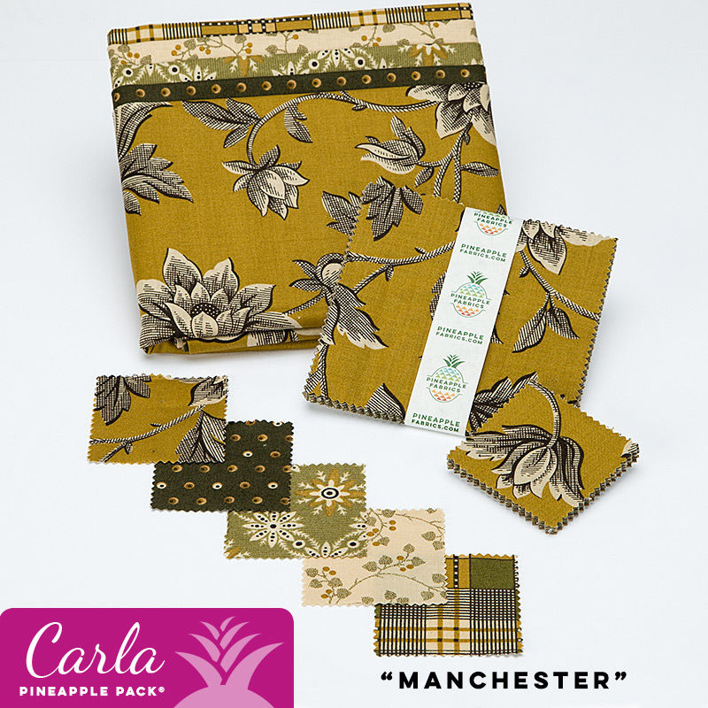 Manchester - Carla Pineapple Pack