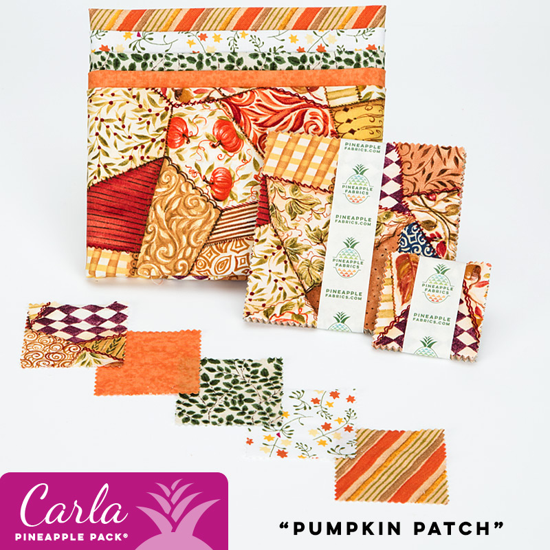 Pumpkin Patch - Carla Pineapple Pack