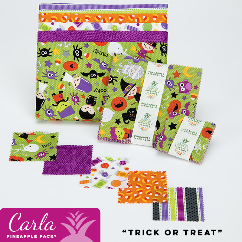 Trick or Treat - Carla Pineapple Pack