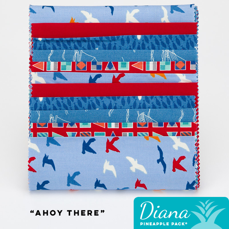 Ahoy There - Diana Pineapple Pack