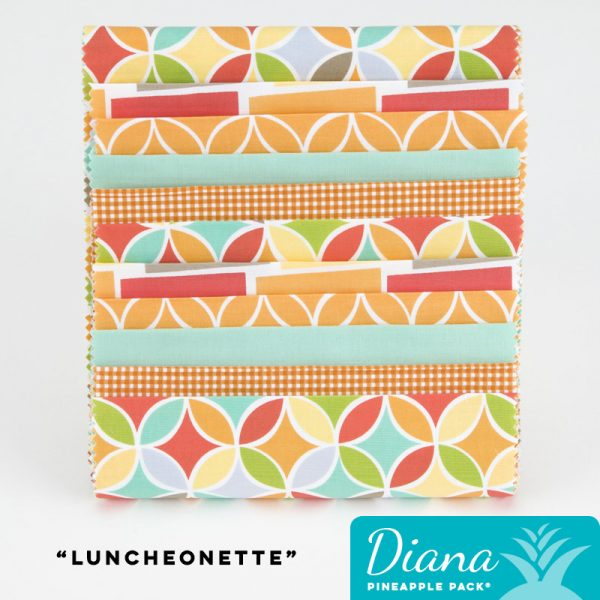 Luncheonette - Diana Pineapple Pack
