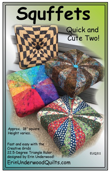EUQ311 - Squffets - Quick and Cute Two! - Pattern