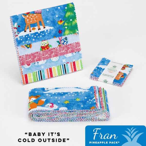 Baby It's Cold Outside - Fran Pineapple Pack
