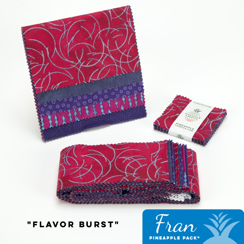 Flavor Burst - Fran Pineapple Pack