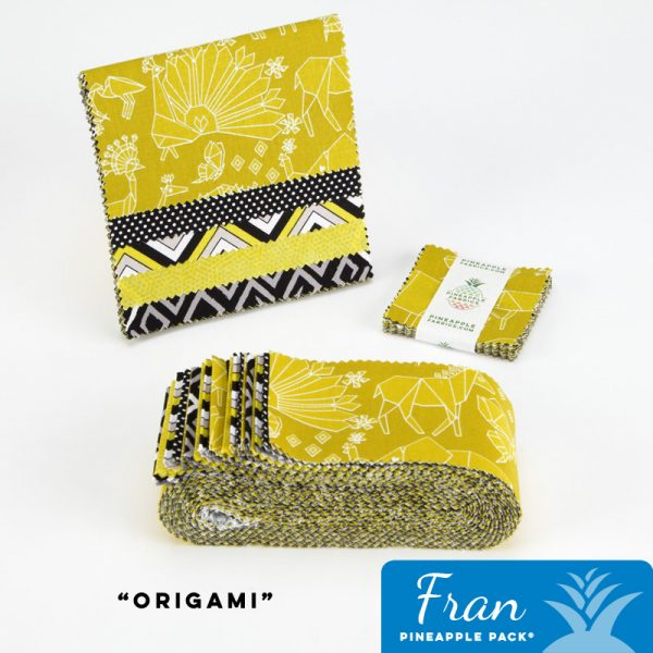 Origami - Fran Pineapple Pack