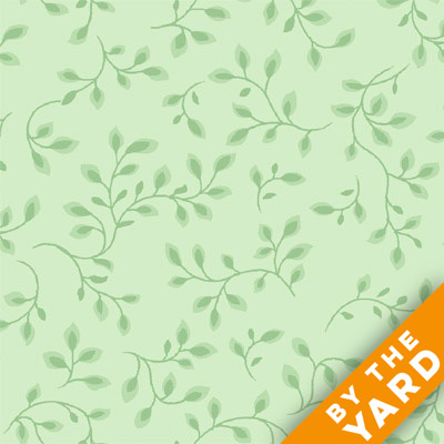 "Henry Glass 108"" Folio Quilt Backs 7882-06 - Green"