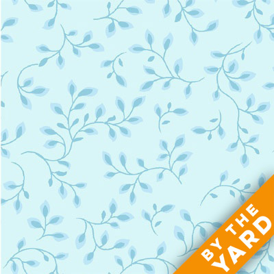 "Henry Glass 108"" Folio Quilt Backs 7882-07 - Light Blue"