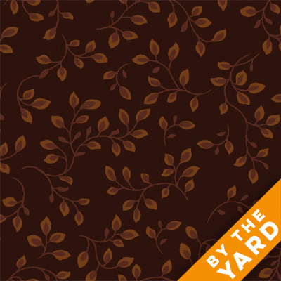 "Henry Glass 108"" Folio Quilt Backs 7882-38 - Brown"