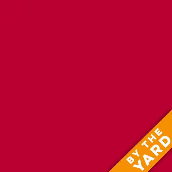"Henry Glass 108"" Quilt Back Solids 900-88 - Red"