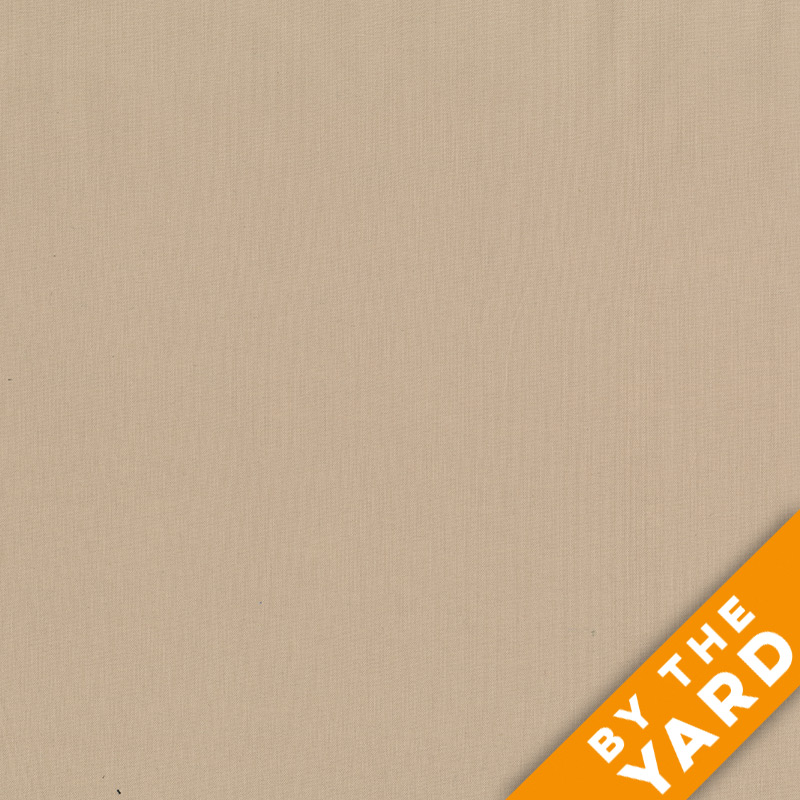 "Henry Glass 108"" Quilt Back Solids 900-444 - Tan"