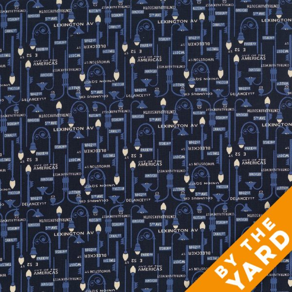 P&B - Port City - 00637 - NXX - Fabric by the Yard