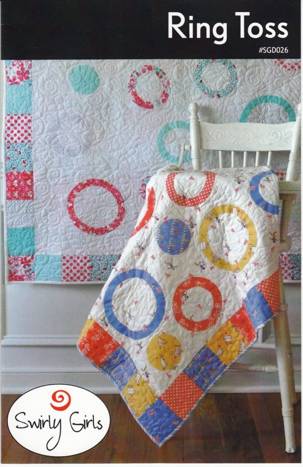 SGD026 - Ring Toss Quilt Pattern