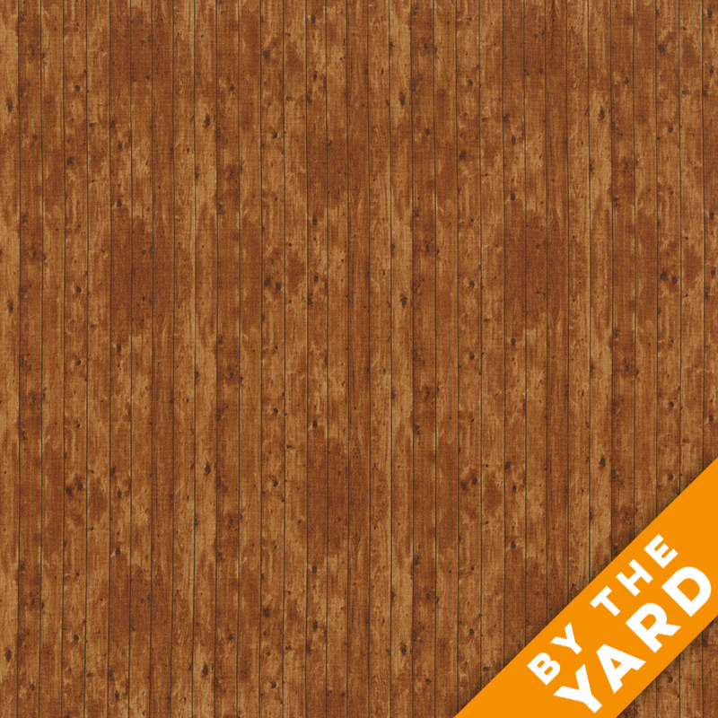 Timeless Treasures - Nature-C4980-Wood - Fabric By the Yard