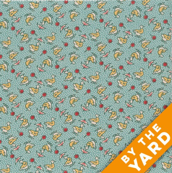 Wilmington Prints - 98571-753 - Fabric by the Yard