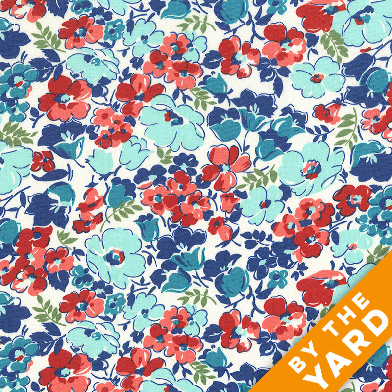 Windham - Hello Jane - 42915-1 - Fabric by the Yard