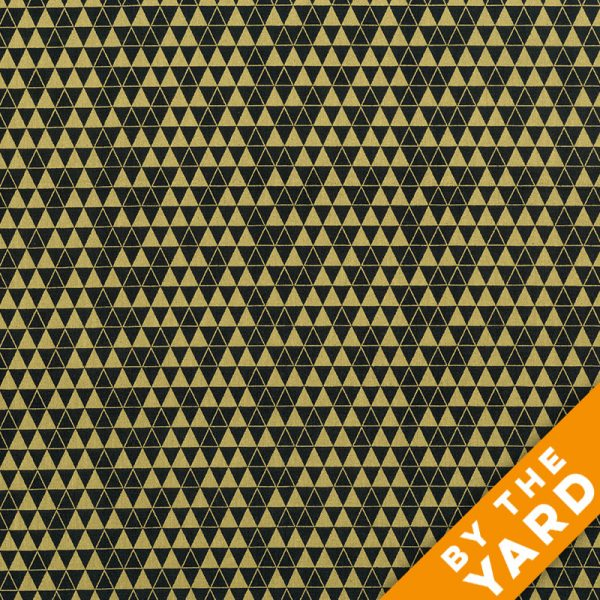 Windham - Gold and Bold - 40746M-1 - Fabric By the Yard