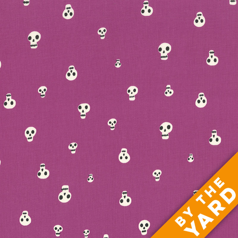 RJR - Cotton & Steel - Charms in Berry - 5087-2 - Fabric By the Yard