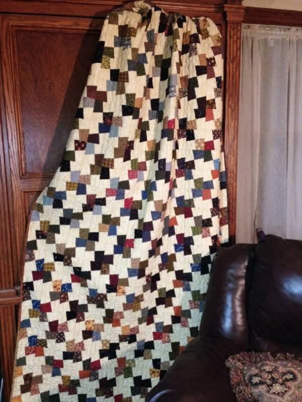 CLPGRG004 - Paddle Wheel Quilt Pattern by Cut Loose Press